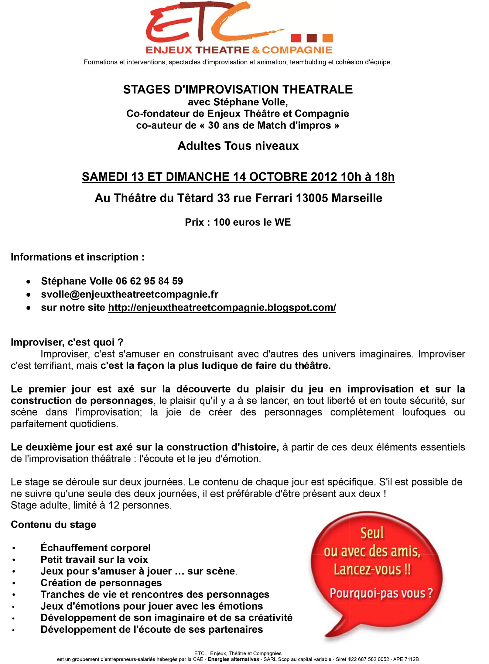 cours-stage-improvisation-theatre-du-tetard-marseille-diner-spectacle-octobre-2012