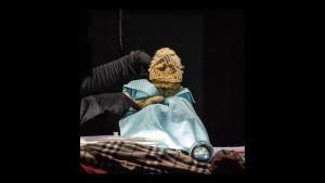 collectig Agonie du Palmier - total agonie - encombrants - marionnettes