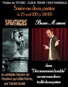 spartacus - déconnement durable - Bruno Marroni - Daniel Israël