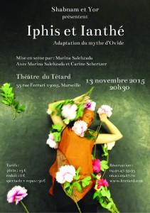 Iphis et Ianthé - Marina Salehzada