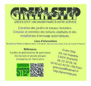 Green Step - entretien des jardins - entretiens des espaces verts