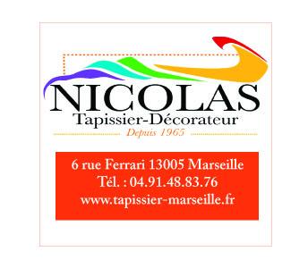 Tapissier-Décorateur Nicolas