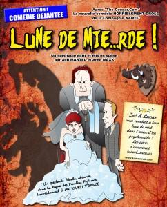 Compagnie KAMEO - Lune de Mier...rde - Sofi Martel - Arno Maxx - bouchon - bouchon lyonnais - www.kameoweb.com - lune de miel