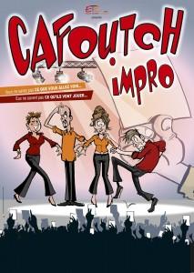 cafoutch impro - théâtre du Têtard