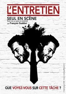 théâtre du Têtard, têtard, programmation, programmation théâtrale, saison 2016, bouchon, bouchon lyonnais, 13005 Marseille, humour - François Guédon - Guédon - café théâtre