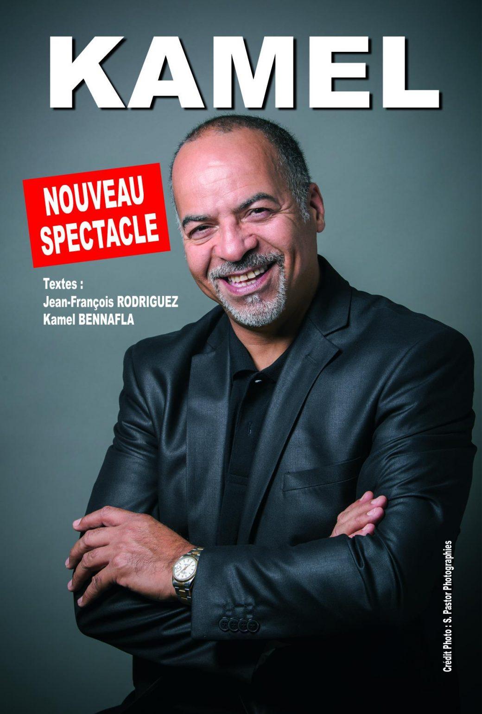 Kamel, Kamel Bennafla, Jean-François Rodriguez, nouveau spectacle
