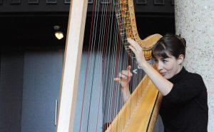 Anaïs Gaudemard, harpiste, concert, harpe, le bouchon, le bouchon-lyonnais, têtard, le têtard, café-théâtre, 13005 Marseille
