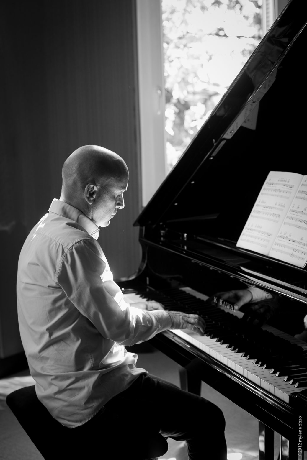 Christophe Millois, piano