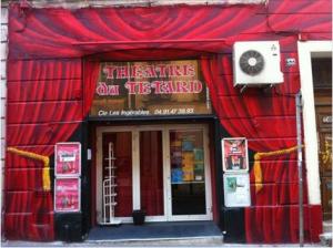 théâtre du Têtard, Cie Les Ingérables, rue Ferrari, Marseille, 13005, nouvelle saison