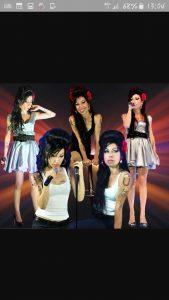 Sandrine Scannapieco, Sandy, Sandy Amylove, Amy Winehouse, le meilleur sosie, Sosie Performer