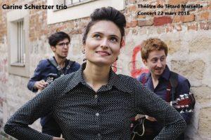 Carine Schertzer Trio