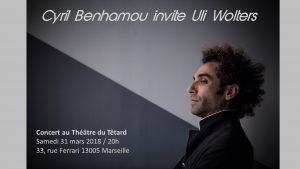 Cyril Benhamou invite Uli Wolters