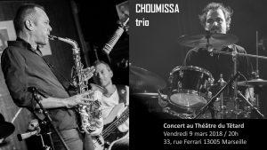 Choumissa trio