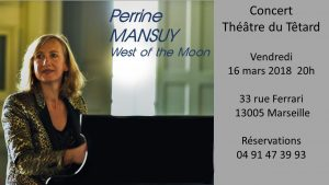 Perrine MANSUY : West of the Moon