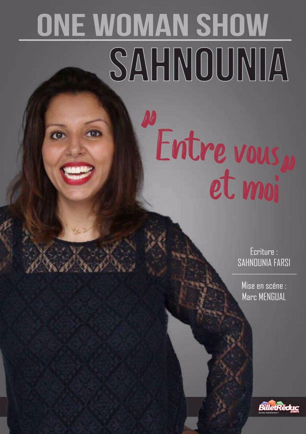 """Sahnounia """" Entre vous et moi """""""