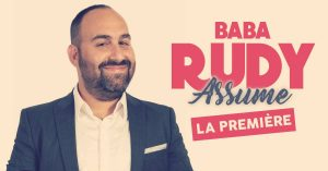 Baba RUDY Assume la 1ère
