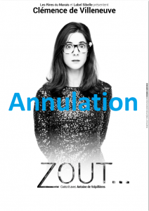 Annulation Zout