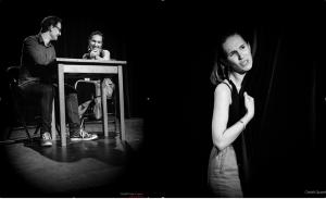 Fanny Pocholle sur scène