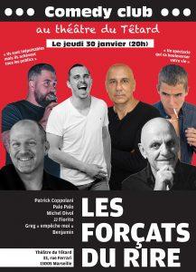 Comedy Club - Les Forçats du Rire