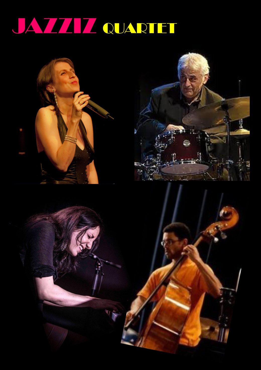 Jazziz Quartet