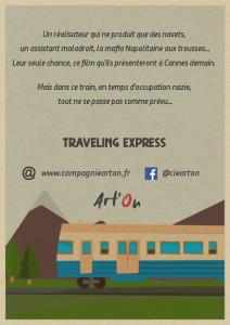 Compagnie Art'On présente Traveling Express